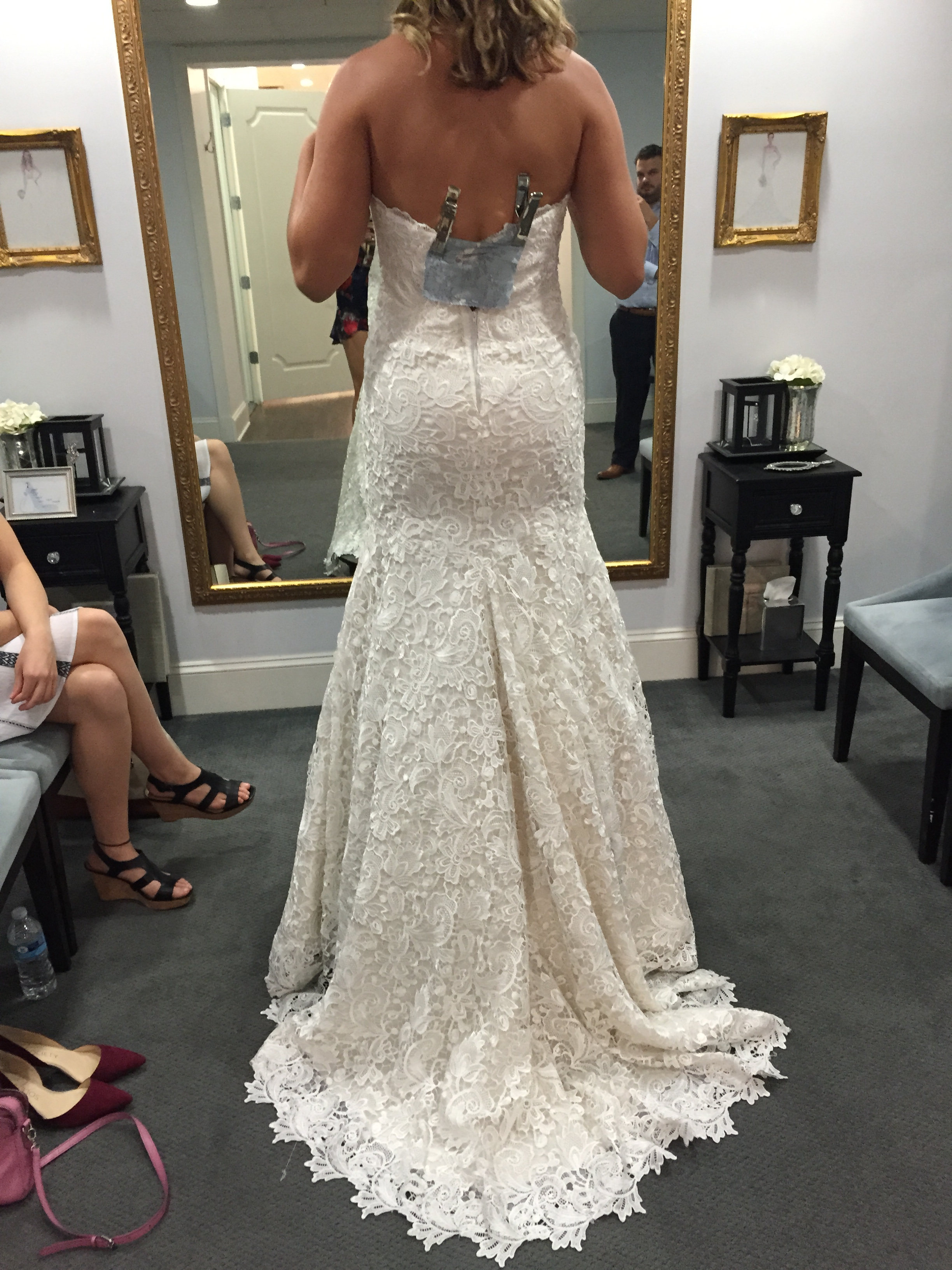 I Went Wedding Dress Shopping It Was Glorious Weddings Wine